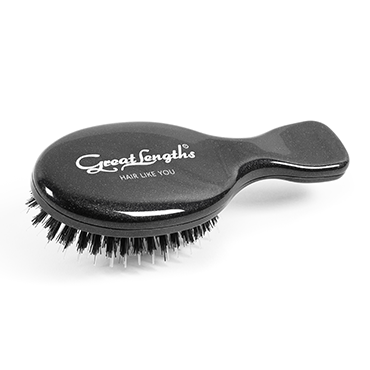oval paddle brush for extensions