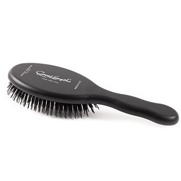 Paddle brush for extensions
