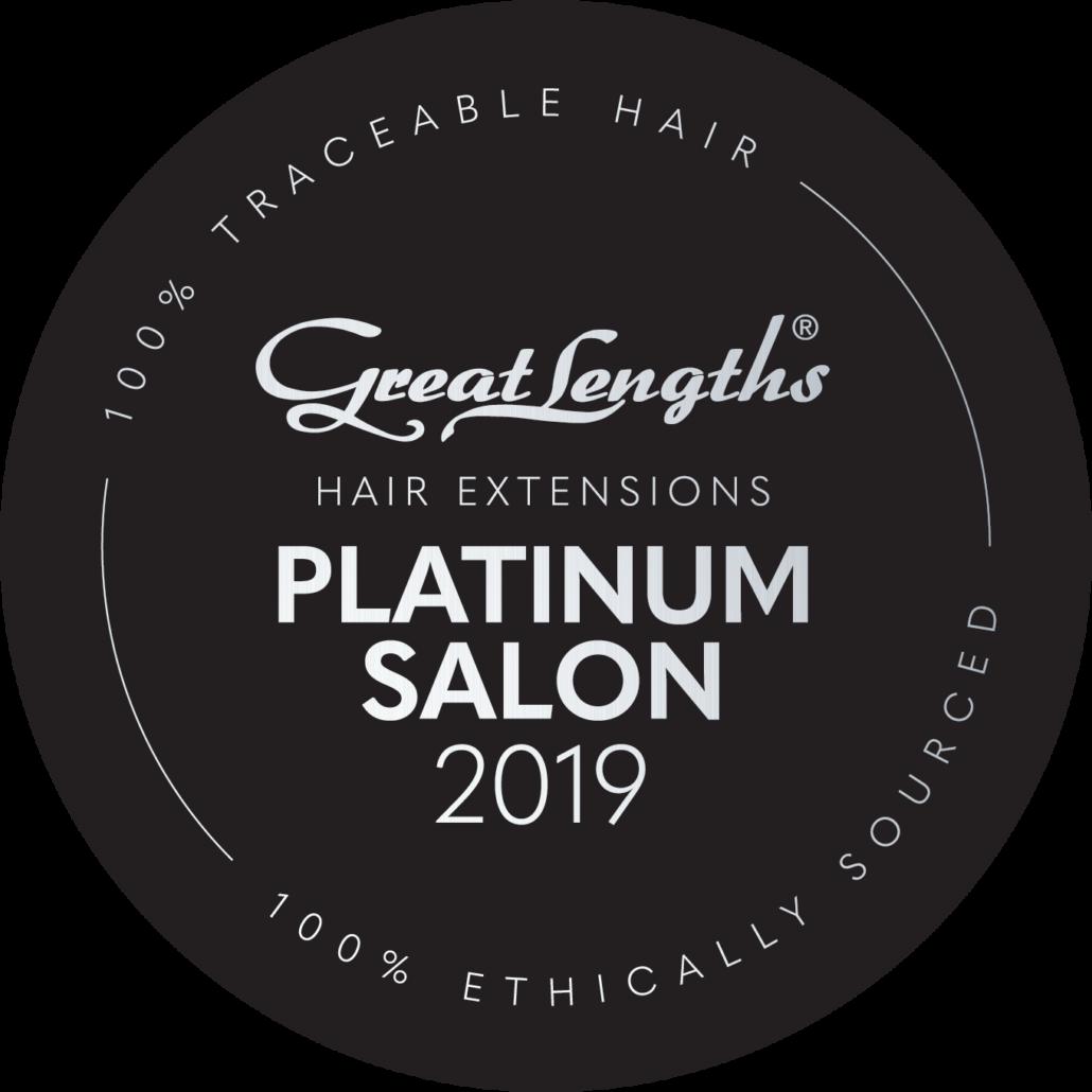 Best hair extensions Platinum salons