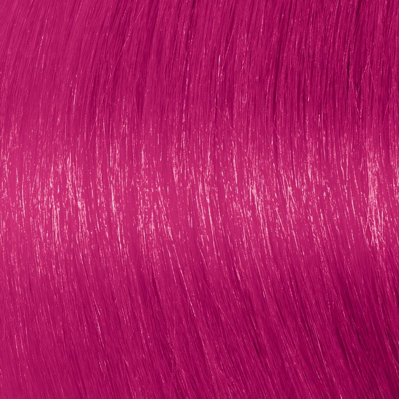 Magenta Hair Extensions - Great Lengths