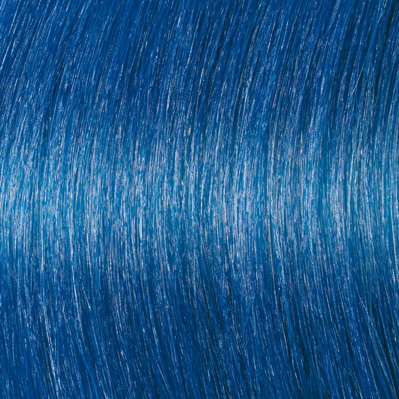 Blue Hair Extensions - Great Lengths