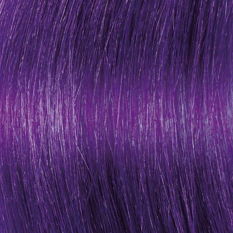Purple Hair Extensions - Great Lengths