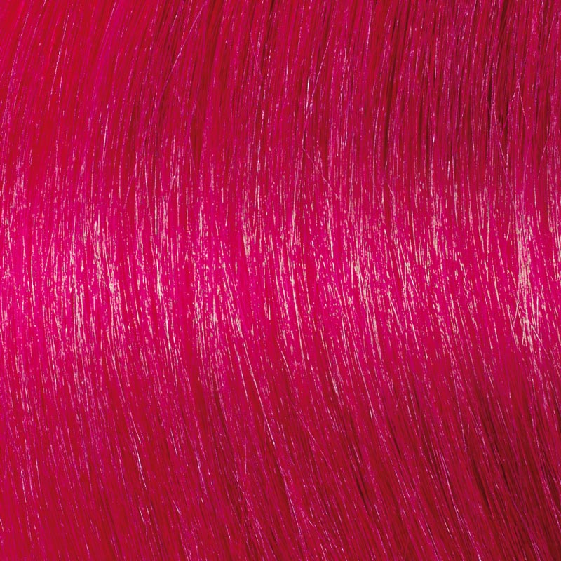 Bright Red Hair Extensions - Great Lengths