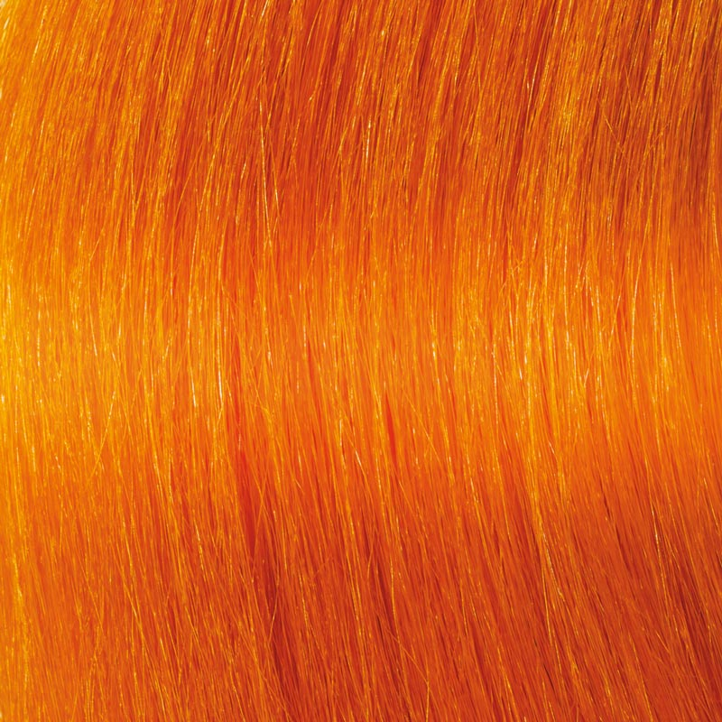 Orange Hair Extensions - Great Lengths