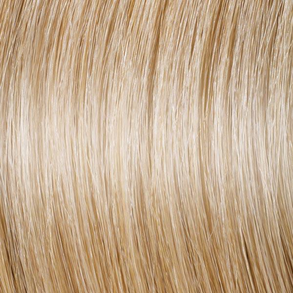 – Blonde honey hair extensions