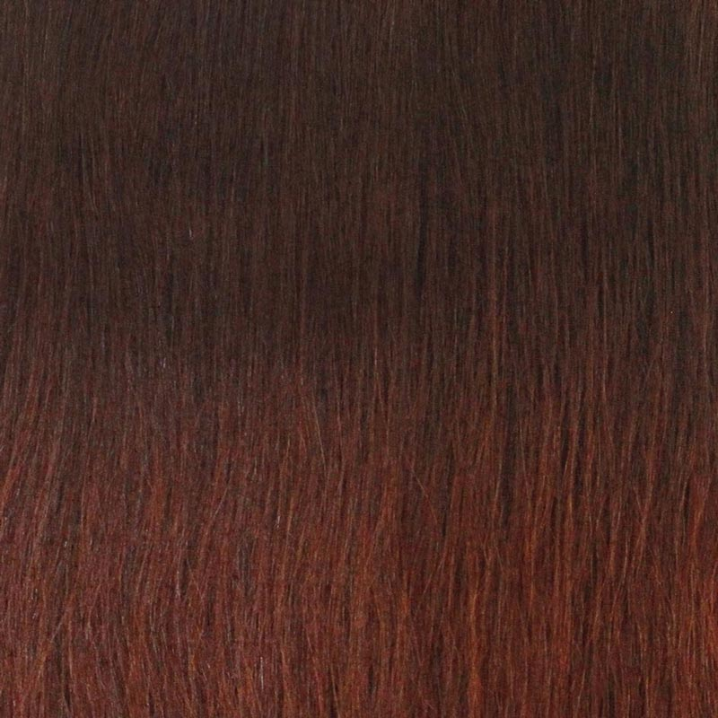 Colour Blocking two tone premium hair extensions 33 on 34