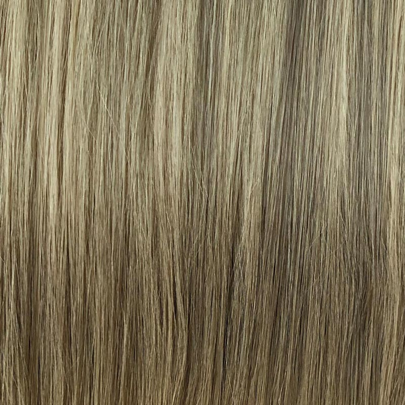 Colour Blocking two tone premium hair extensions 63 on 23