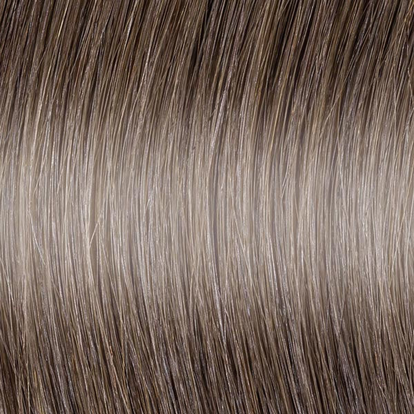 Cool brown hair extensions