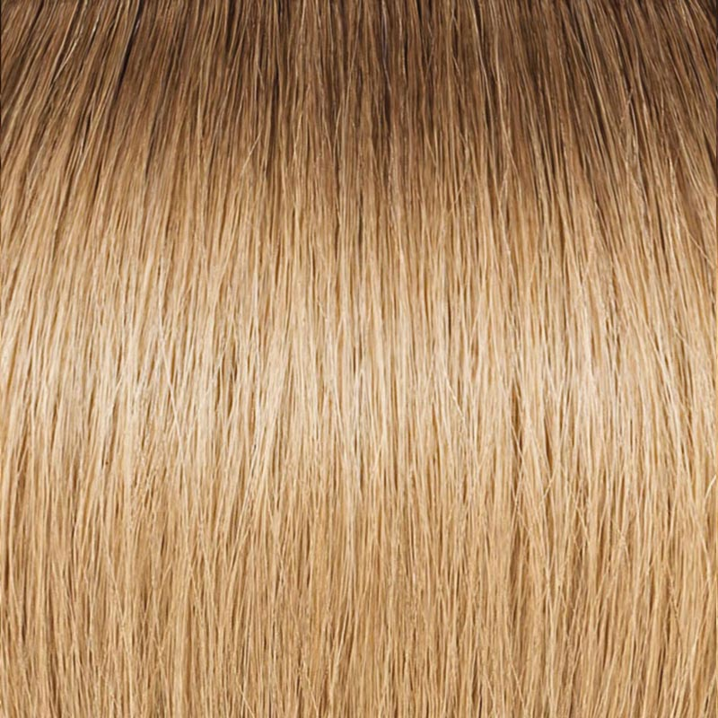 67 t0 84 Coloured rooted Hair extensions