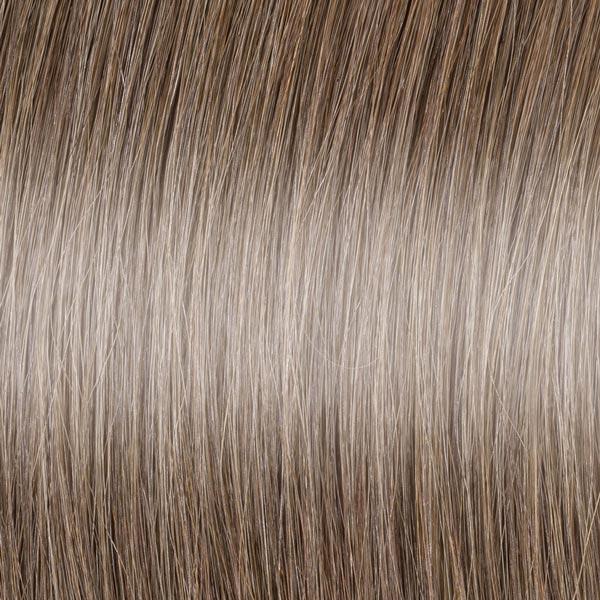 Dark ash hair extensions