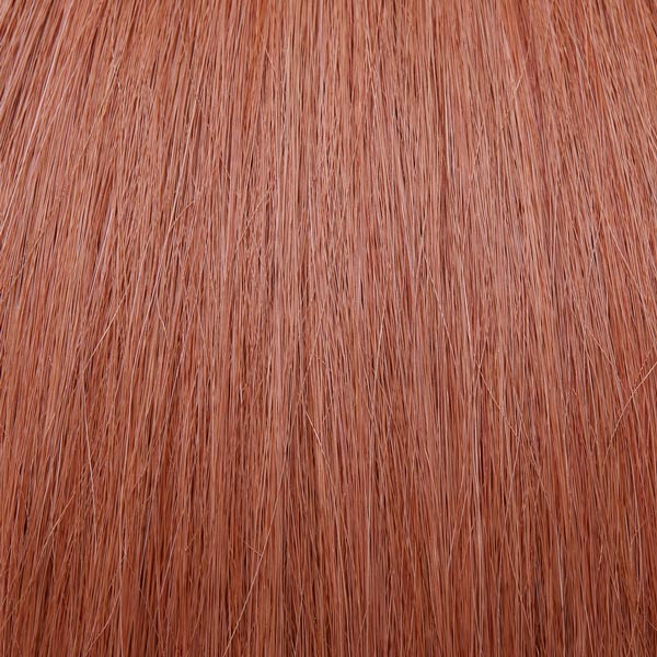 Strawberry blonde hair extensions