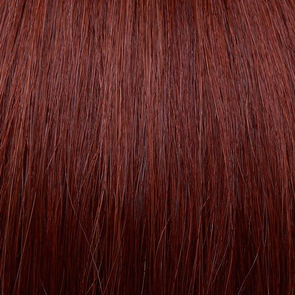 Mahogany hair extensions