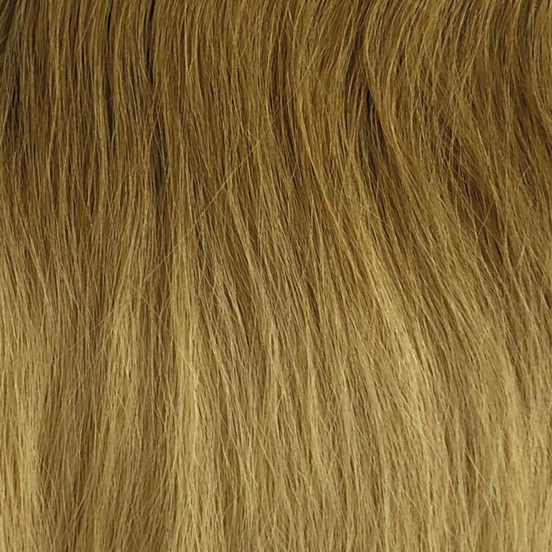 Colour Blocking two tone premium hair extensions 83 on 10