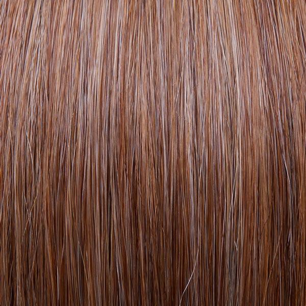 Toffee brown hair extensions