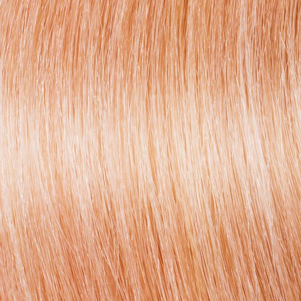 Peach Hair Extensions