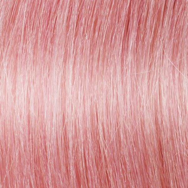 Pink Hair Extensions