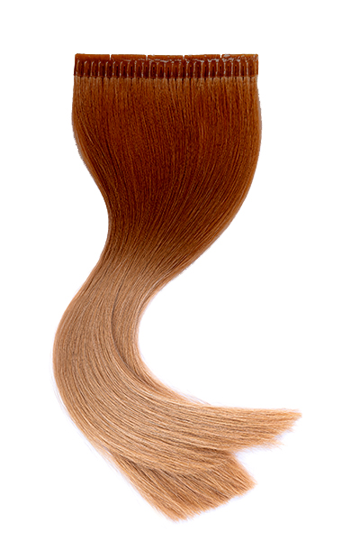 Colour Blocking Hair Extensions
