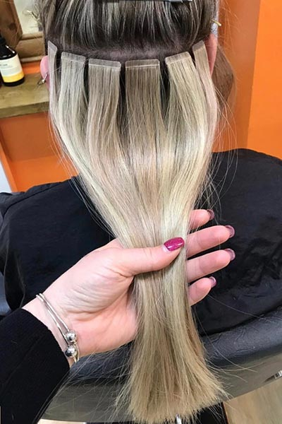 Great Lengths Tape Extensions